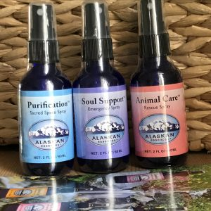 Alaskan Essences, Sacred Sprays and Combinations